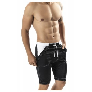 Guarulhos Swimsuit Long Trunk Black