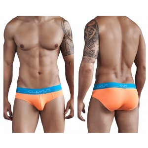 Safari Latin Brief Orange