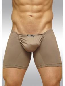 Ergowear Feel Suave Mid Cut Long Boxer Brown