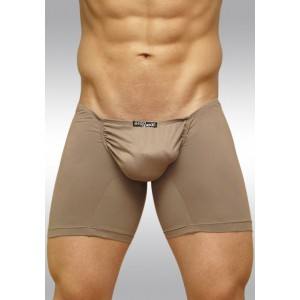 Ergowear Feel Suave Mid Cut Long Boxer Brown