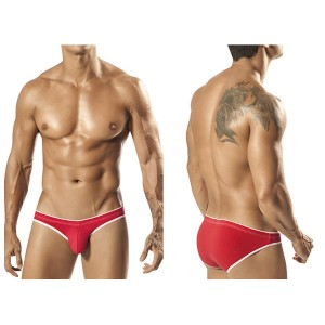 1559 Terra Bikini Brief Red