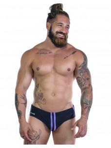 Sportivo Bikini Black & Purple