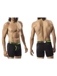 Xtremen Contoured Boxer Black 51360