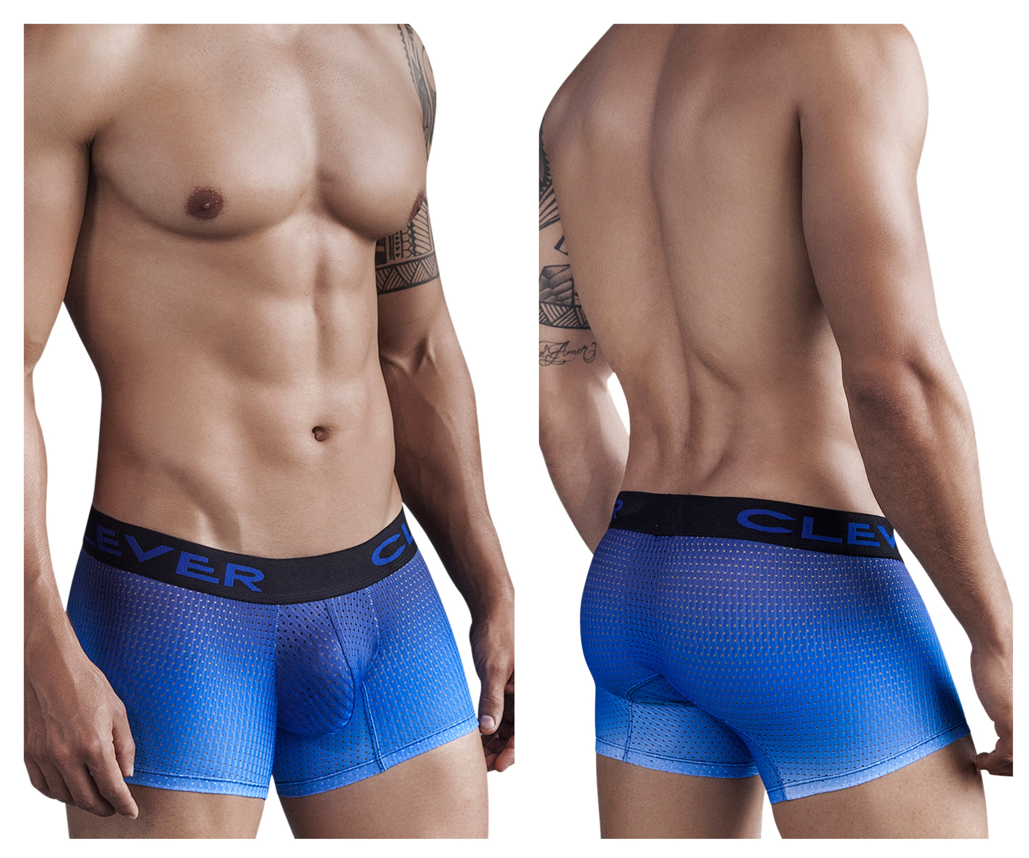 Cheyenne Sunset Boxer Blue