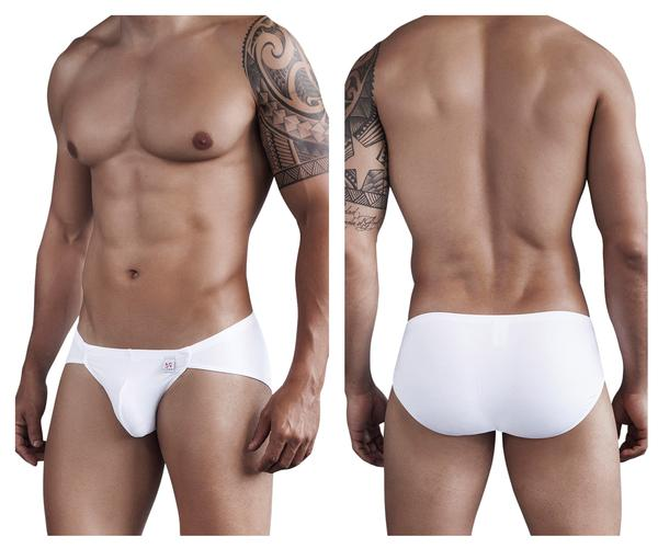 Boriqua Dance Matrix Brief White