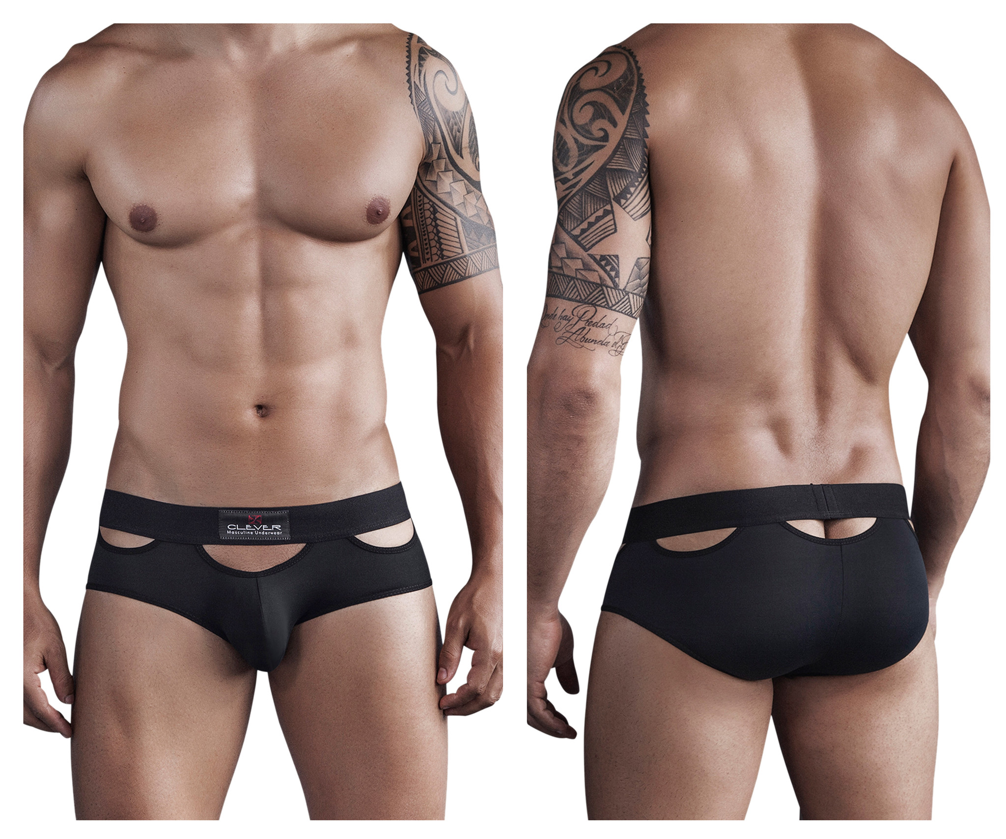 Samba Brief Black