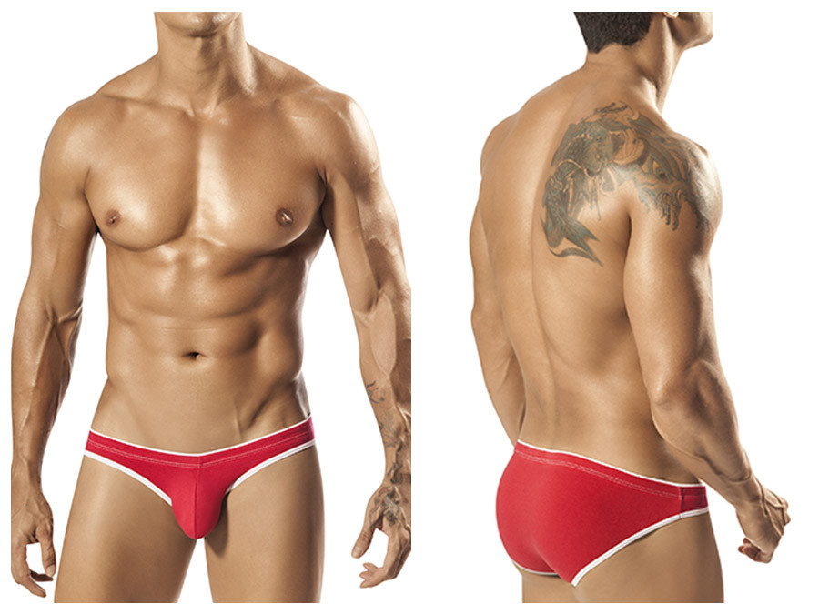 1559 Terra Bikini Brief Red