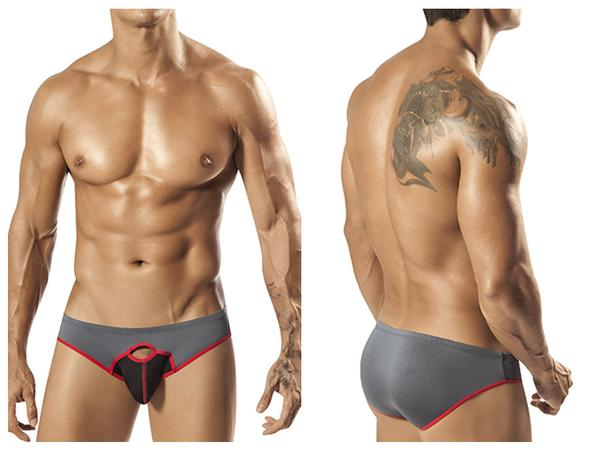 1560 Durden Bikini Brief Grey