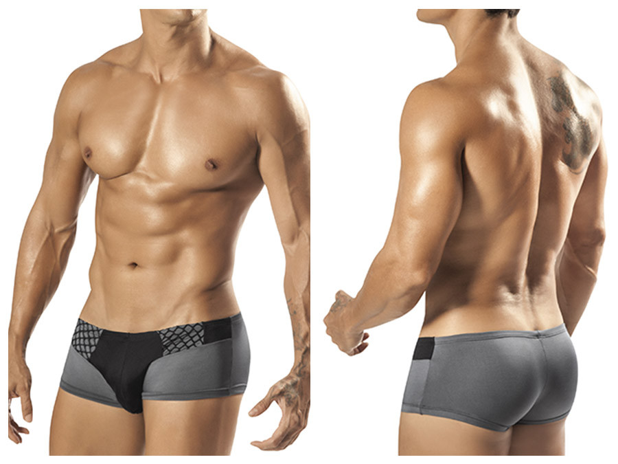 1564 Hoops Brief Grey
