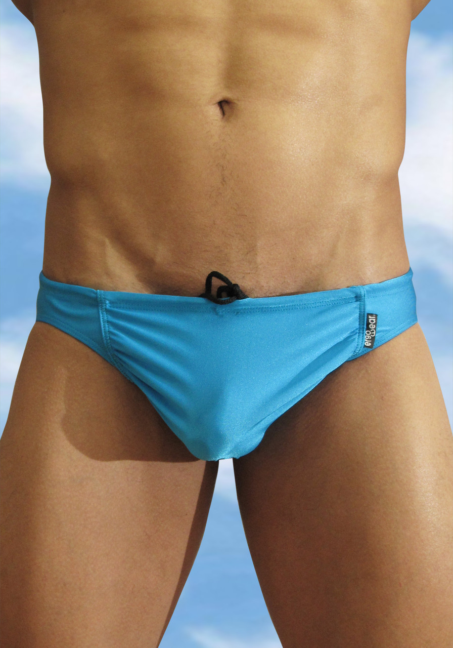 Ergowear Feel Swimsuit Bikini Brief Calypso Blue