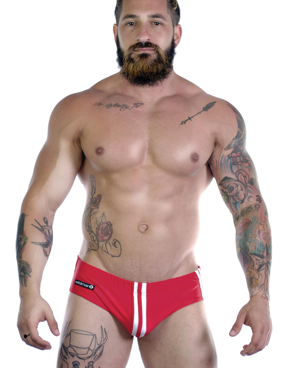 Sportivo Bikini Red