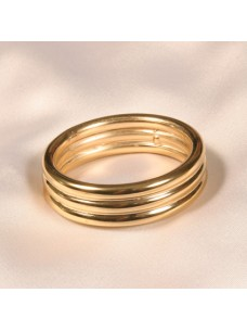 18k Gold Penis Ring Jewelry